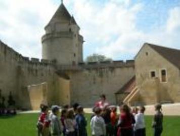 Visite découverte du château de Blandy
