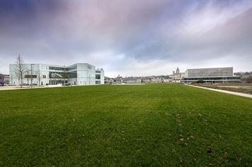 Découverte de l'architecture contemporaine sur la Presqu'île de Caen