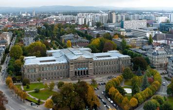 Les bâtiments du campus, des témoins de l'histoire de l'Université