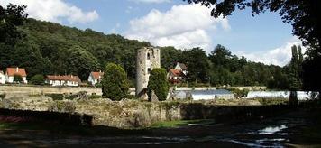 Découverte du Château de Montagu