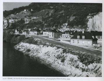 La Reconstruction d'Orival après la Seconde Guerre mondiale