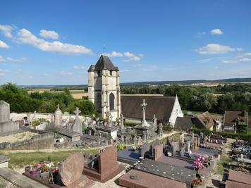 Le village de Freneuse à travers les siècles