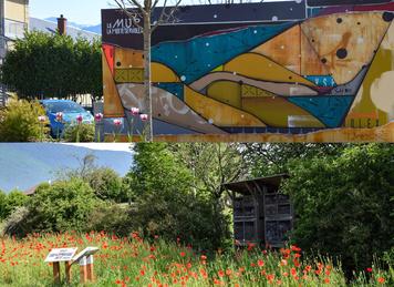 Balade pédestre urbaine « culture-nature » - centre-ville de La Motte-Servolex