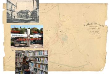 Archives municipales et Bibliothèque des deux mondes - La Motte-Servolex