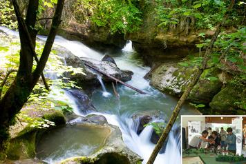 Découverte de la Cascade de Grésy-sur-Aix