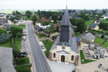 Le village de La Neuville Chant d'Oisel à travers les siècles