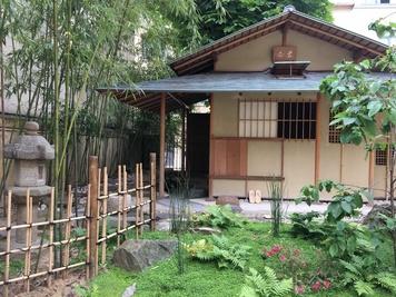 Visite découverte du jardin de l'hôtel d'Heidelbach